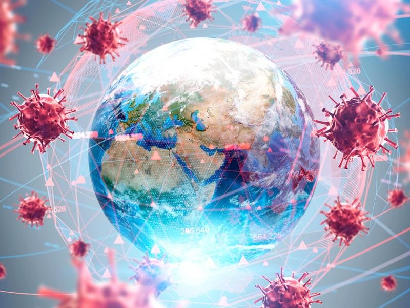 Dünya, Çin'in Wuhan kentinde ortaya çıkan Covid-19 (Corona) virüsü ile  mücadele ediyor. - Günün Yalanları